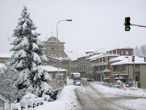 sassoferrato neve