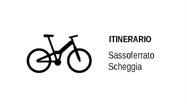 Itinerario Sassoferraato scheggia