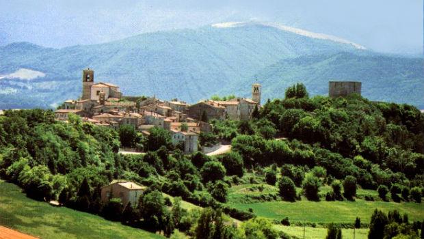 Panorama Sassoferrato