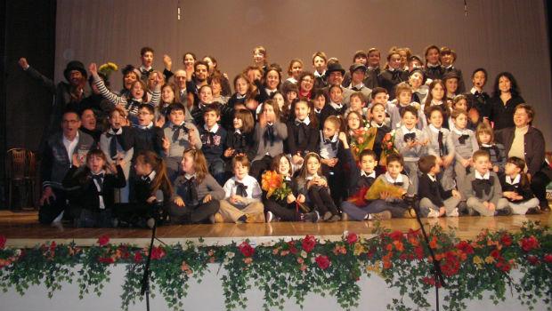 Corso teatro Sassoferrato