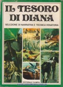foto 1 copertina del libro il tesoro di Diana