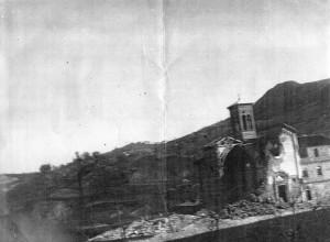bombar chiesa 1