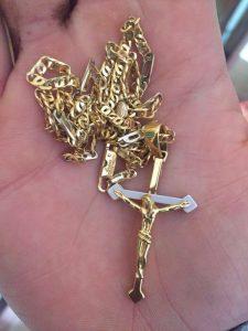 catena d'oro persa