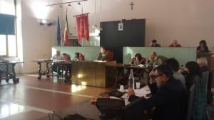 Consiglio comunale di Sassoferrato - Giunta