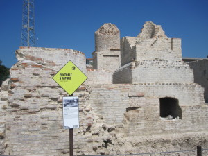 Parco archeominerario - centrale a vapore
