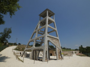 Parco archeominerario - Il pozzo Donegani