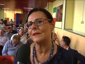L'assessore regionale delle Marche Anna Casini