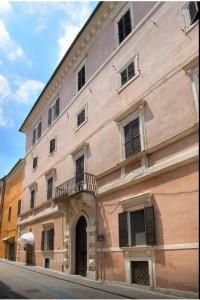 Arcevia - Palazzo Pianetti