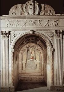 Cagli Santuario Santa Maria delle Stelle