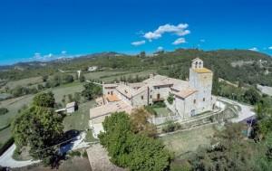 Gubbio Abbazia di Vallingegno