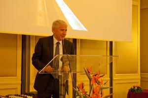Claudio Alfonsi, l'AD delle Cartiere Ferrigoni Spa
