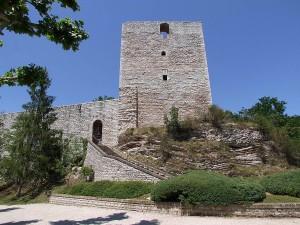 Sassoferrato Rocca di Albornoz