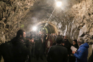 Il Grand Tour itinerante in Grotta