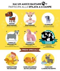 Sfilata Festa del Cane Meticcio