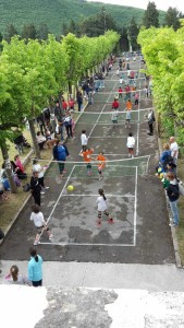 Torneo volley Sassoferrato 2017