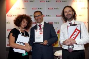 Faber Premio Innovazione SMAU