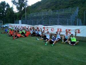 Monopoli Calcio a Genga e Sassoferrato Luglio 2017