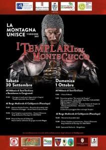 Manifestazione Templari Monte Cucco