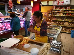 Tipicità : Maccheroncini di Sassoferrato