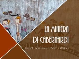 Copertina libro La miniera di Cabernardi