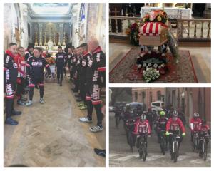 Funerale Franco Ferranti_GC Avis Sassoferrato