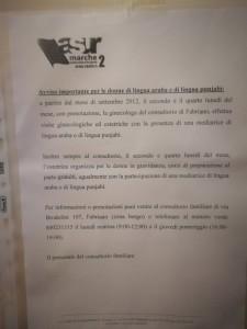 Centro Aiuto alla Vita di Fabriano e il dono delle donne di Rinascere con Fantasia