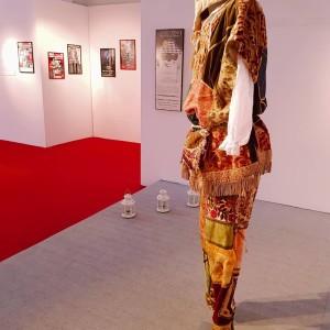 Il costume di Arlecchino
