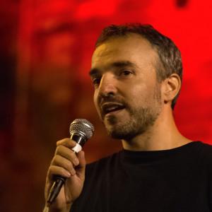 Direttore artistico di ScheggiAcustica Mattia Pittella
