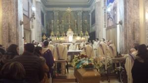 Funerale Padre Stefano Troiani