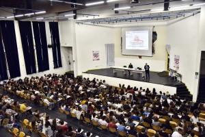 Borsa presentata all'Istituto Morea di Fabriano
