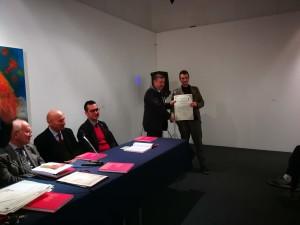 Rassegna d'Arte Contemporanea GB Salvi 2018 . premiati e segnalati