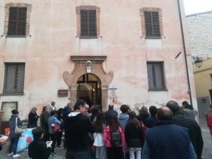 WCiceroni delle scuole di Sassoferrato Castello Borghi più belli