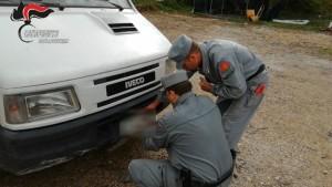 Sequestro veicoli 1