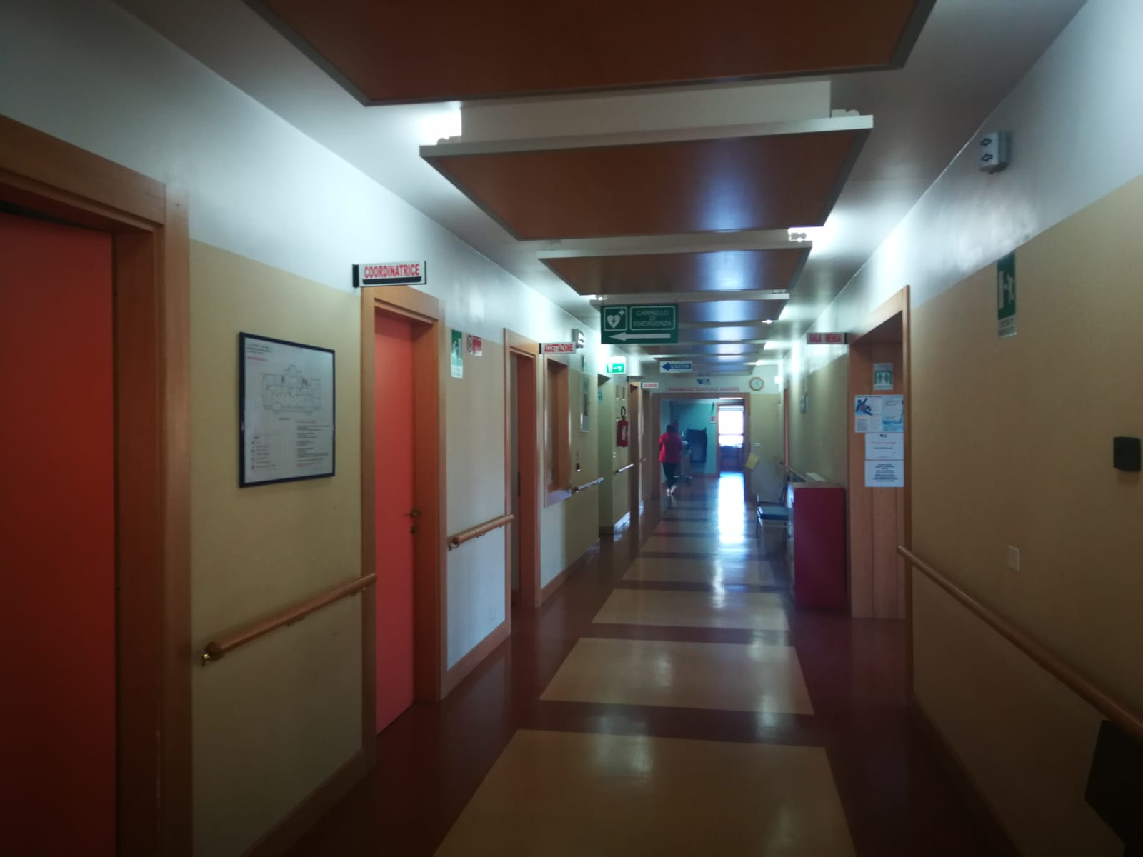 Il reparto delle Cure Intermedie di Sassoferrato completamente rinnovato